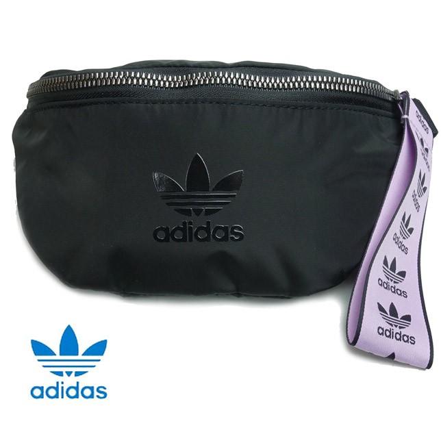 adidas アディダスオリジナルス レディース ウエストバッグ GWA04 ミニバッグ
