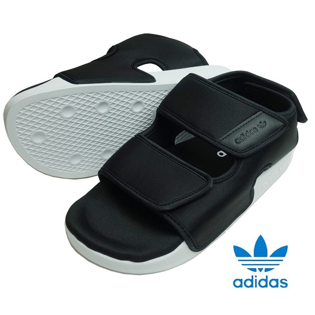 adidas アディダス オリジナルス アディレッタ 3.0 ADILETTE サンダル ブラック スポーツサンダル EG5025