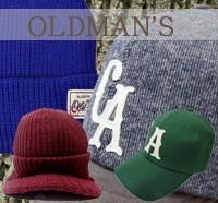 オールドマンズ 帽子