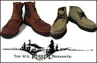 RUSSELL MOCCASIN ラッセルモカシン ブーツ