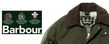 Barbour バーブァー バブアー オイルドジャケット ビデイルジャケット