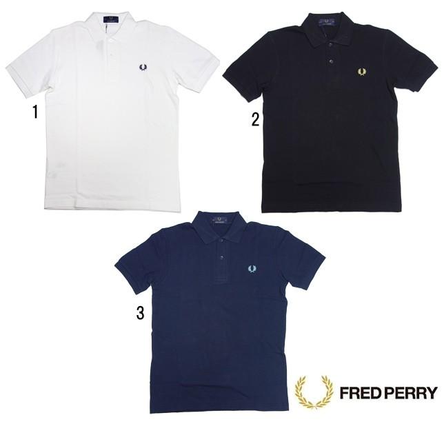FRED PERRY フレッドペリー オリジナルシャツ M3N ポロシャツ メンズ