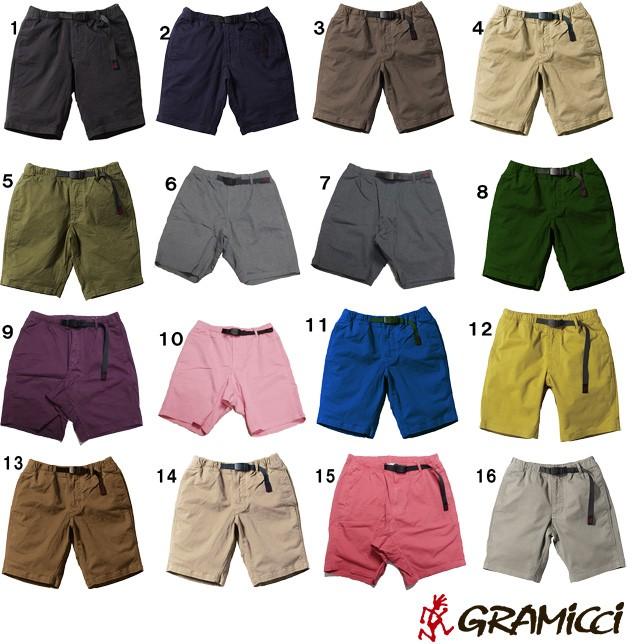 グラミチ ショーツ ショート パンツ ストレッチ ハーフ パンツ GRAMICCI NN SHORTS 1245-FDJ