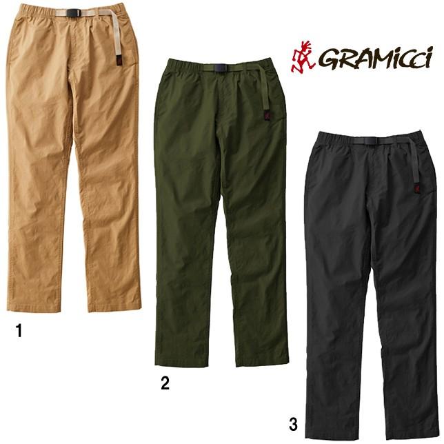 グラミチ GRAMICCI メンズ ウェザーNNパンツジャストカット GMP-20S019 WEATHER NN-PANTS JUST CUT