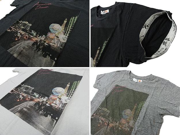 melple メイプル Tシャツ AMERICAN DREAM TEE