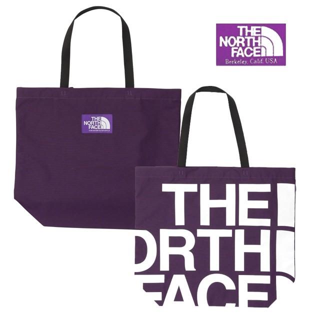 ノースフェイスパープルレーベル ナナミカ Logo Tote ロゴトート THE NORTH FACE トートバッグ NN7954N