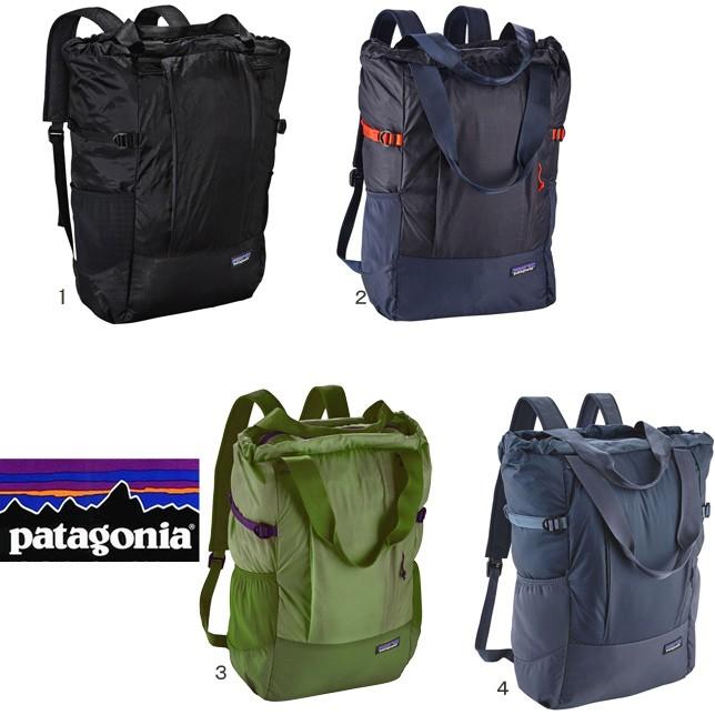 パタゴニア PATAGONIA ライトウェイト トラベル トート パック 48808 リュック バッグ アウトドア