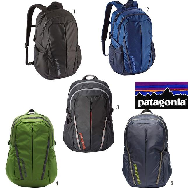 パタゴニア Patagonia レフュジオ パック REFUGIO PACK 28L 47912 デイパック リュック バッグ アウトドア
