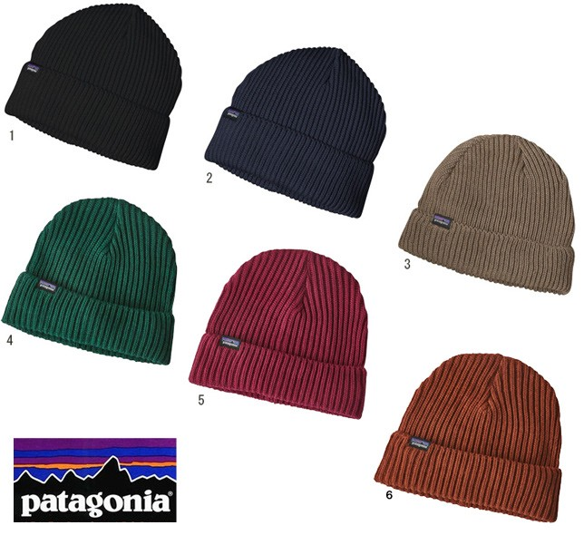 patagonia パタゴニア フィッシャーマンズ ロールド ビーニー ニット帽 29105