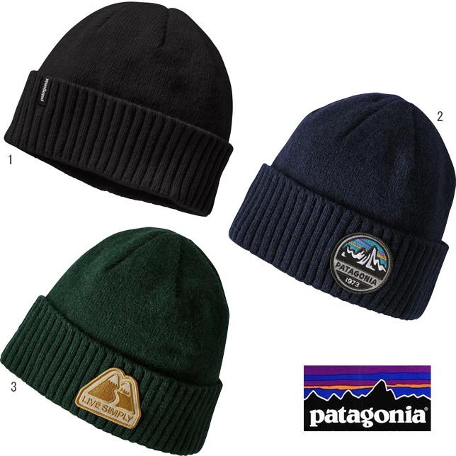 patagonia パタゴニア ブロデオ ビーニー ニット帽 29206