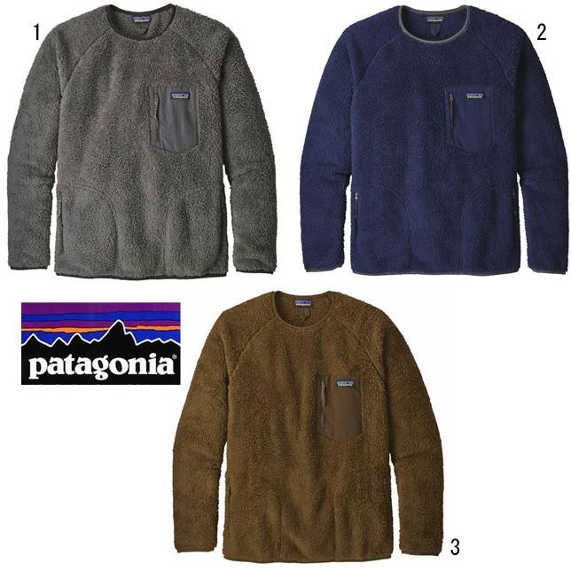 パタゴニア patagonia メンズ ロス ガトス クルー フリース プルオーバー 25895