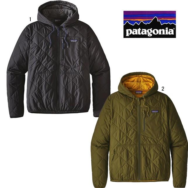 パタゴニア patagonia メンズ ダイアモンド キルト ボマー フーディ 27610 キルトパーカー