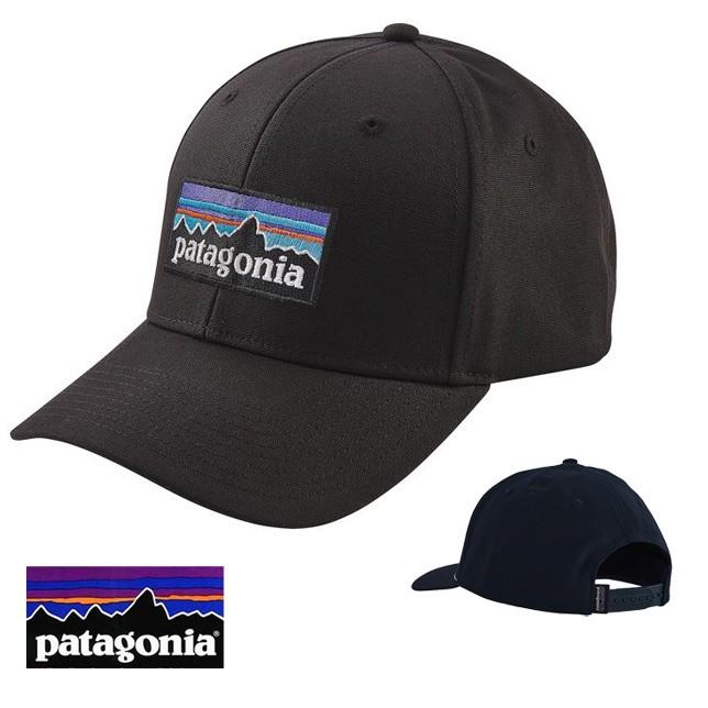 パタゴニア メンズ P-6ロゴ ラジャー ザット ハット キャップ CAP ベースボール キャップ 帽子 PATAGONIA 38132