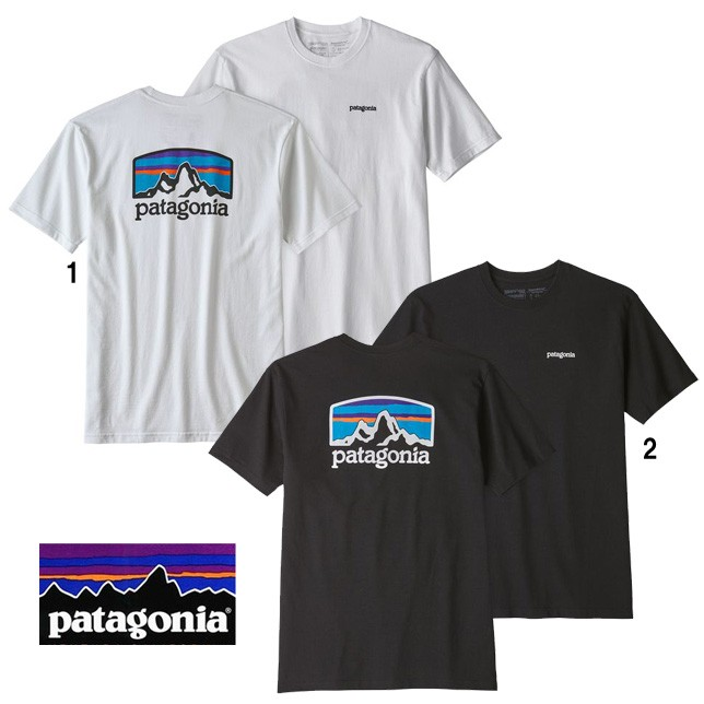 パタゴニア メンズ フィッツロイ ホライゾンズ レスポンシビリティー 38440 patagonia メンズ プリントTシャツ