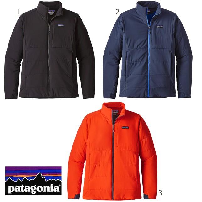 patagonia パタゴニア メンズ ナノエアジャケット ストレッチナイロンジャケット 中綿ライトジャケット 84251