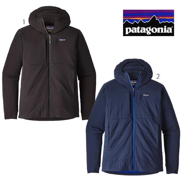 patagonia パタゴニア メンズ ナノエアフーディ ストレッチナイロンフードジャケット 中綿ライトパーカージャケット 84365