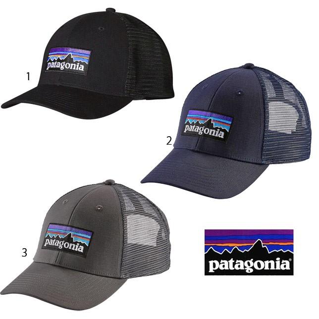 パタゴニア P6トラッカー・ハット キャップ CAP ベースボール キャップ PATAGONIA 38017