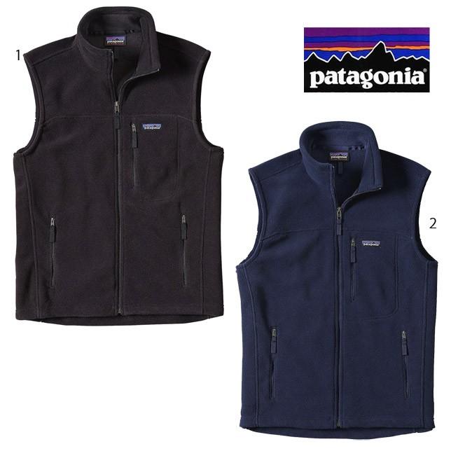 パタゴニア patagonia メンズクラシックシンチラベスト フリースベスト 23010