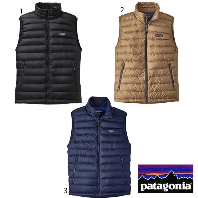 共通値:patagonia パタゴニア メンズ ダウン セーター ベスト  ダウンベスト ナイロンベスト 84622