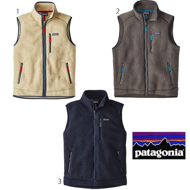 共通値:patagonia パタゴニア メンズ レトロ パイル ベスト フリースベスト 22820
