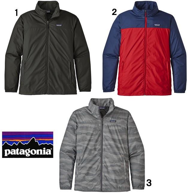 patagonia パタゴニア メンズ ライト&バリアブル ジャケット ナイロンジャケット 27237