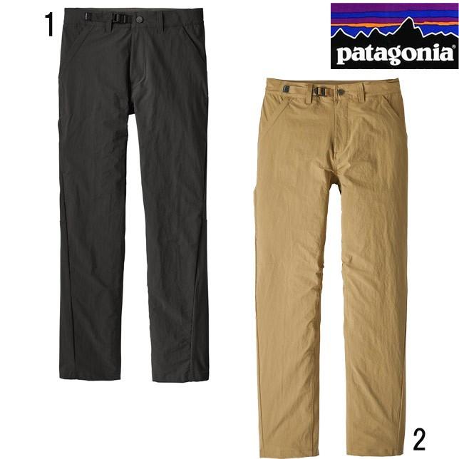 パタゴニア Patagonia メンズ ストーニークロフト パンツ (ショート)ロングパンツ トレッキングパンツ 55575