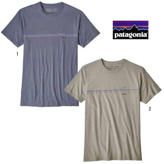 パタゴニア メンズ タイド ライド オーガニック Tシャツ 39155 patagonia メンズ プリントTシャツ