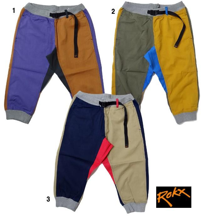 ROKX ロックス COTTONWOOD CRAZY CROPS  コットンウッド クレイジー クロップ ショート パンツ