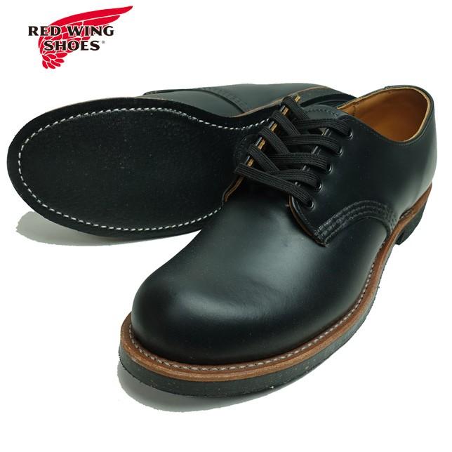 REDWING レッドウィング レッドウイング 8054 フォアマン オックスフォード ブラック 短靴 ローカット