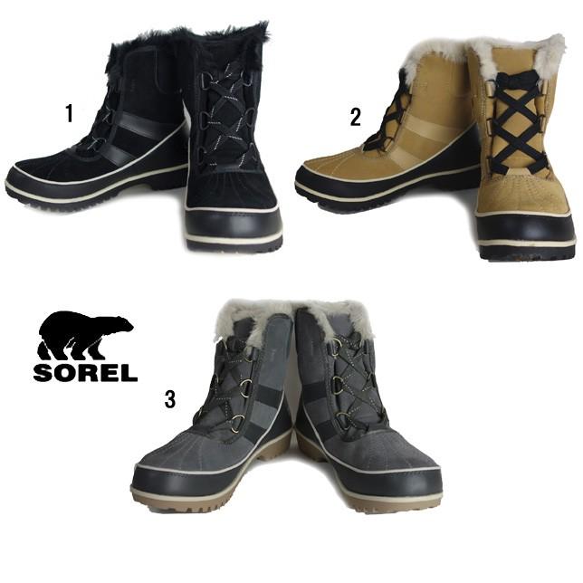 SOREL ソレル ブーツ ティボリ II スウェード TIVOLI II スノーブーツ NL2089 レディース ウィメンズブーツ 女性用