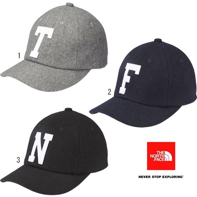ノースフェイス TNFロゴフランネル キャップ NN41616 TNF Logo Flannel Cap