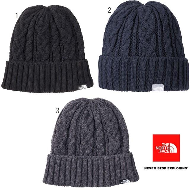 ノースフェイス ケーブルビーニー Cable Beanie NN41520 ニット帽 アラン編みニット帽 ニットワッチ