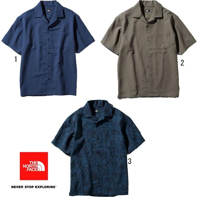 ノースフェイス THE NORTH FACE ショートスリーブ クライミングサマーシャツ メンズ 半袖シャツ NR21931