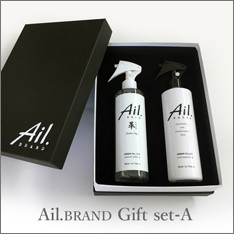 Ail.BRAND 贈答用ギフトセット Aセット