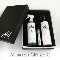 Ail.BRAND 贈答用ギフトセット Cセット