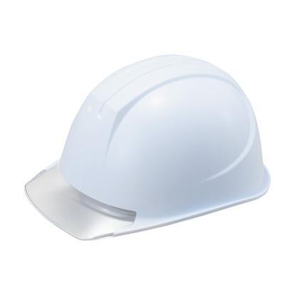 谷沢製作所 タニザワ ST#161-JZV エアライト 涼しい 透明ひさし ヘルメット(通気孔なし/ブロックライナー)/ 工事 作業 建設 建築 高所 安全 電気設備工事|proshophamada|09