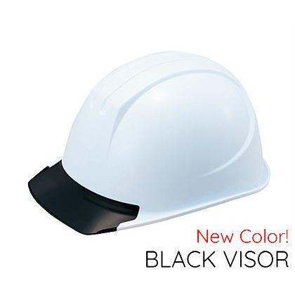 谷沢製作所 タニザワ ST#161-JZV エアライト 涼しい 透明ひさし ヘルメット(通気孔なし/ブロックライナー)/ 工事 作業 建設 建築 高所 安全 電気設備工事|proshophamada|17
