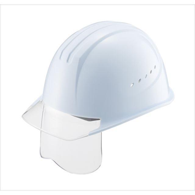 谷沢製作所 タニザワ ST#1610VJ-SH エアライト 涼しい シールド面付 作業用 ヘルメット(通気孔付き/ブロックライナー)/ 工事用 建設用 建築用 現場用 高所用|proshophamada|09