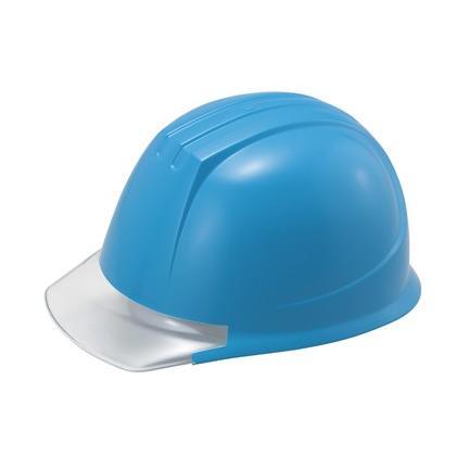 谷沢製作所 タニザワ ST#141-JZV エアライト 涼しい 透明ひさし ヘルメット(通気孔なし/ブロックライナー)/ 工事 作業 建設 建築 現場 安全 電気設備工事|proshophamada|16