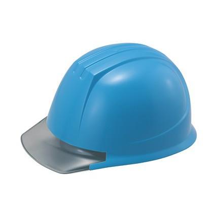 谷沢製作所 タニザワ ST#141-JZV エアライト 涼しい 透明ひさし ヘルメット(通気孔なし/ブロックライナー)/ 工事 作業 建設 建築 現場 安全 電気設備工事|proshophamada|17