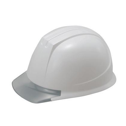 谷沢製作所 タニザワ ST#141-JZV エアライト 涼しい 透明ひさし ヘルメット(通気孔なし/ブロックライナー)/ 工事 作業 建設 建築 現場 安全 電気設備工事|proshophamada|18