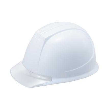 谷沢製作所 タニザワ ST#141-JZV エアライト 涼しい 透明ひさし ヘルメット(通気孔なし/ブロックライナー)/ 工事 作業 建設 建築 現場 安全 電気設備工事|proshophamada|09
