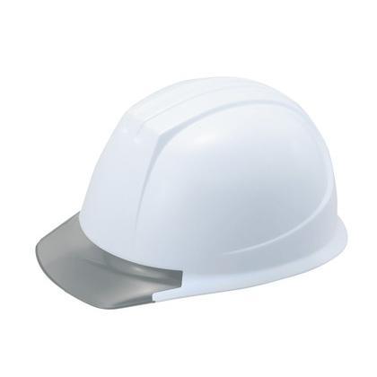 谷沢製作所 タニザワ ST#141-JZV エアライト 涼しい 透明ひさし ヘルメット(通気孔なし/ブロックライナー)/ 工事 作業 建設 建築 現場 安全 電気設備工事|proshophamada|10