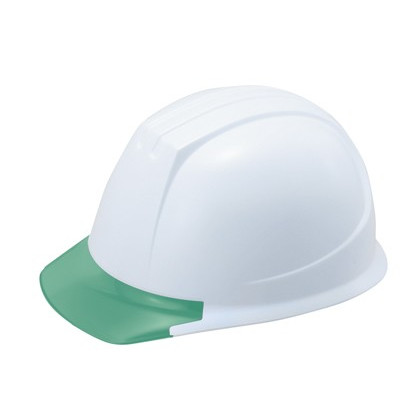 谷沢製作所 タニザワ ST#141-JZV エアライト 涼しい 透明ひさし ヘルメット(通気孔なし/ブロックライナー)/ 工事 作業 建設 建築 現場 安全 電気設備工事|proshophamada|11