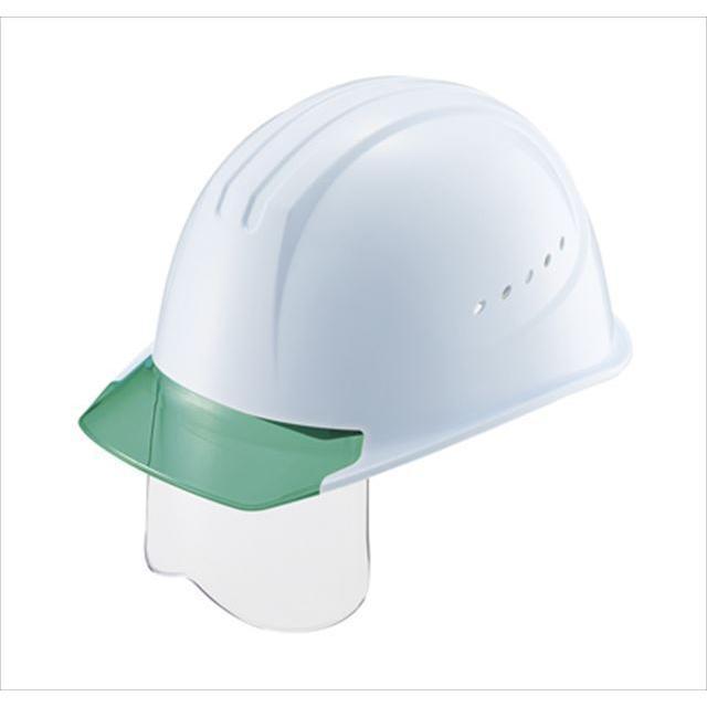 谷沢製作所 タニザワ ST#1610VJ-SH エアライト 涼しい シールド面付 作業用 ヘルメット(通気孔付き/ブロックライナー)/ 工事用 建設用 建築用 現場用 高所用|proshophamada|11