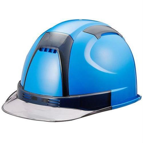 トーヨーセーフティー No.390F 透明ひさし 作業用 ヘルメット Venti(通気孔付き/ライナー入)/  工事用 建設用 建築用 現場用 高所用 保護帽 安全 ヴェンティー|proshophamada|16