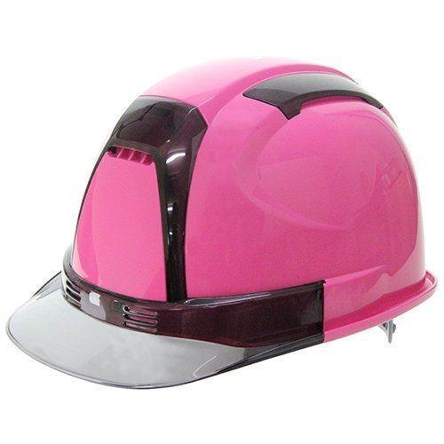 トーヨーセーフティー No.390F 透明ひさし 作業用 ヘルメット Venti(通気孔付き/ライナー入)/  工事用 建設用 建築用 現場用 高所用 保護帽 安全 ヴェンティー|proshophamada|18