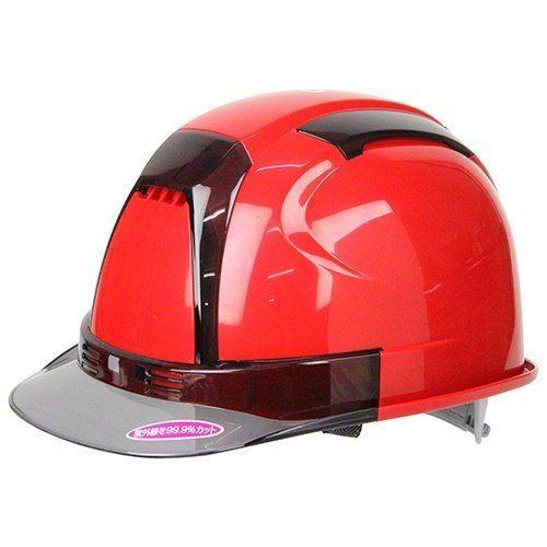 トーヨーセーフティー No.390F 透明ひさし 作業用 ヘルメット Venti(通気孔付き/ライナー入)/  工事用 建設用 建築用 現場用 高所用 保護帽 安全 ヴェンティー|proshophamada|17