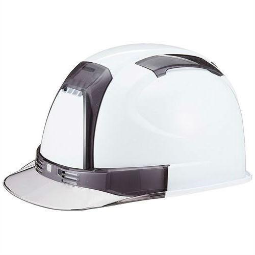 トーヨーセーフティー No.390F 透明ひさし 作業用 ヘルメット Venti(通気孔付き/ライナー入)/  工事用 建設用 建築用 現場用 高所用 保護帽 安全 ヴェンティー|proshophamada|11