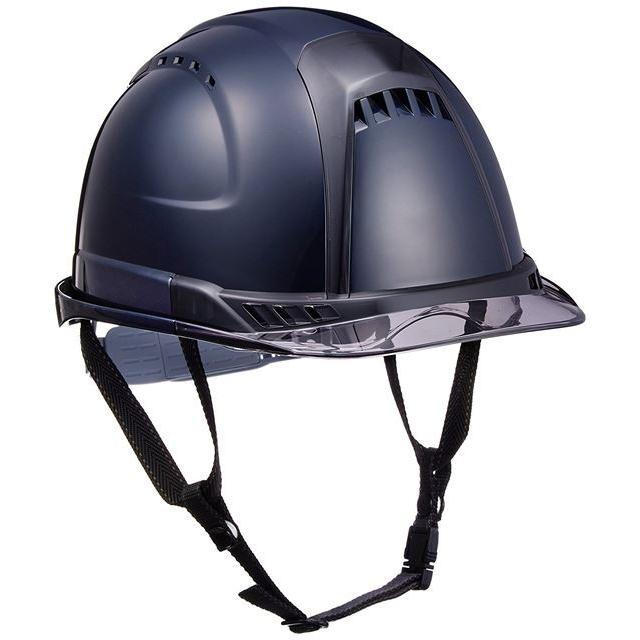 トーヨーセーフティー No.391F ワイドシールド面付き 作業用 ヘルメット Venti plus(通気孔付き/ライナー入り)/ 安全 工事 建設 建築 現場 高所 保護帽|proshophamada|25